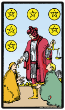 six-of-pentacles